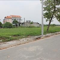 Cần bán gấp lô đất 2 mặt tiền đường 12m, sổ hồng riêng, xây dựng tự do