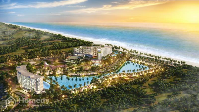 Dự án Movenpick Resort Waverly Phú Quốc - ảnh giới thiệu