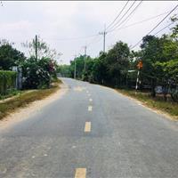 Cần tiền bán gấp lô đất 120m2, nằm trên mặt tiền đường Nguyễn Thị Rành, thổ cư, chỉ 1,1 tỷ/nền