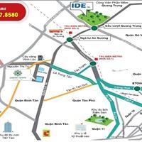 Nhượng gấp căn hộ 2PN, 63m2 dự án Green Town Bình Tân, sắp nhận nhà, ngân hàng hỗ trợ vay 70%