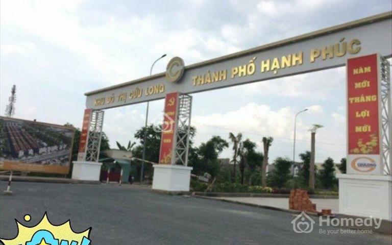 Bán nền đường số 2 khu dân cư Cửu Long 70m2 quận Bình Thủy