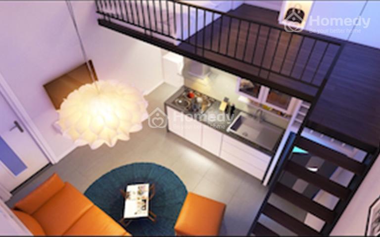 Căn hộ (full nội thất) mặt tiền Nguyễn Thị Thập - Quận 7 - 10 suất đầu tư chỉ 800 triệu/căn