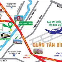 Có nhu cầu sang nhượng lại căn hộ A0911 Stown Tham Lương, 68,45m lầu 9 giá 1 tỷ 524  triệu