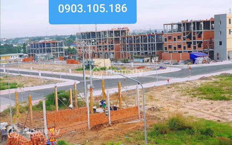 Mở bán giai đoạn 3 chuỗi dự án khu nhà ở thương mại Phú Hồng Thịnh 10 tại Dĩ An Bình Dương