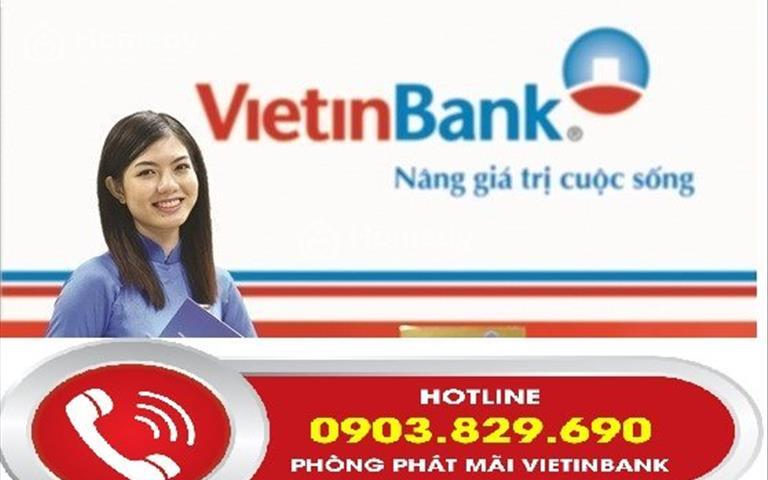 Ngân hàng Vietinbank hỗ trợ thanh lý 50 nền dự án Bình Phú 2 hoàn thiện 100%, SHR chỉ 890 triệu/nền