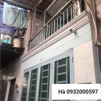 Nhà sổ hồng riêng Thạnh Lộc 29, Quận 12, 1 lầu, giá chỉ 1,66 tỷ, 1 căn duy nhất
