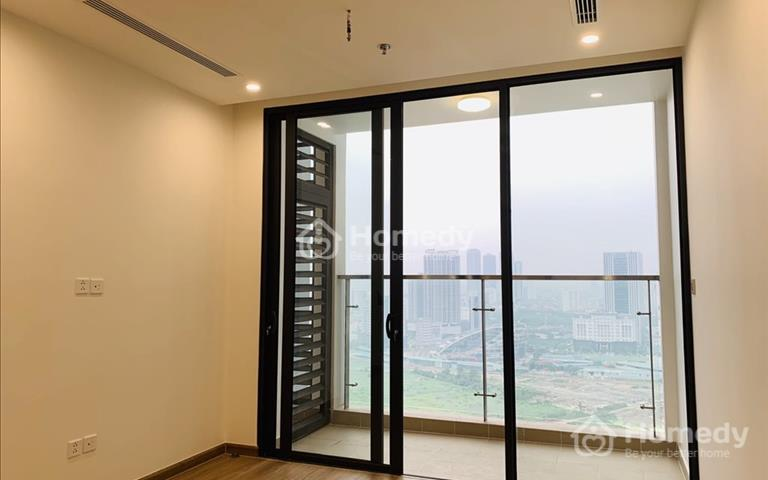 Apartment for rent at Vinhomes SkyLake - Pham Hung, 95m2, 3 bedrooms, 2WC, basic