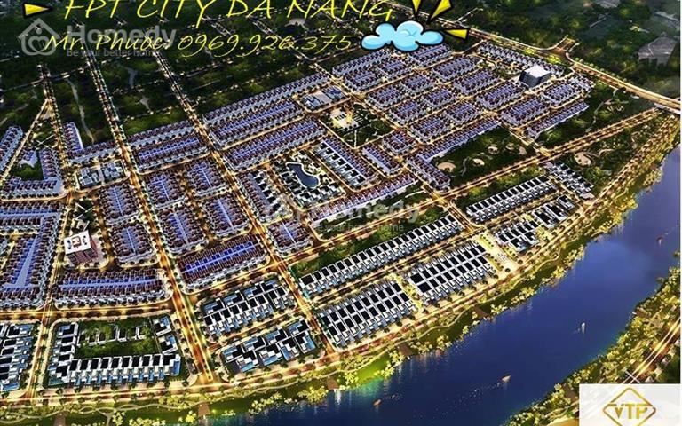 FPT City Đà Nẵng - Đầu tư an toàn - Khu đô thị an ninh - An sinh xã hội, chiết khấu cao ngất ngưởng