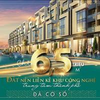 Phân khu đất nền Luxury Đông Hà - sân chơi bất động sản mới trên thị trường bất động sản Quảng Trị