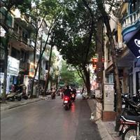 Cần bán gấp nhà 6 tầng mặt phố Nghĩa Tân, Cầu Giấy, kinh doanh sầm uất, giá 9.8 tỷ