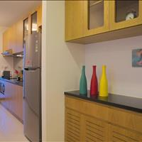 Cho thuê căn hộ The Tresor, diện tích 74m2, 2 phòng ngủ, full nội thất, giá 25 triệu/tháng