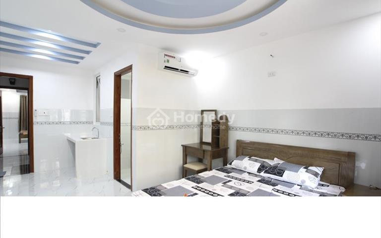 Cho thuê phòng đầy đủ nội thất đường Nhất Chi Mai, đối diện Etown Tân Bình