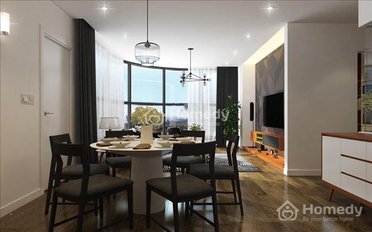 Cho thuê căn hộ Hà Đô Green View, quận Gò vấp, 2 phòng ngủ, 80m2