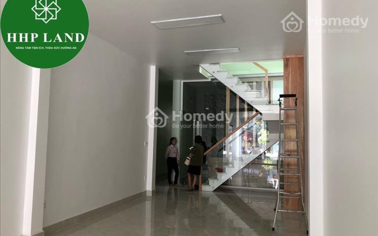 Cho thuê mặt bằng mới xây mặt tiền đường Phan Trung, giá 20 triệu/tháng