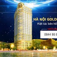 Hà Nội Golden Lake B7 Giảng Võ - khách sạn dát vàng 6 sao đầu tiên và duy nhất tại Hà Nội