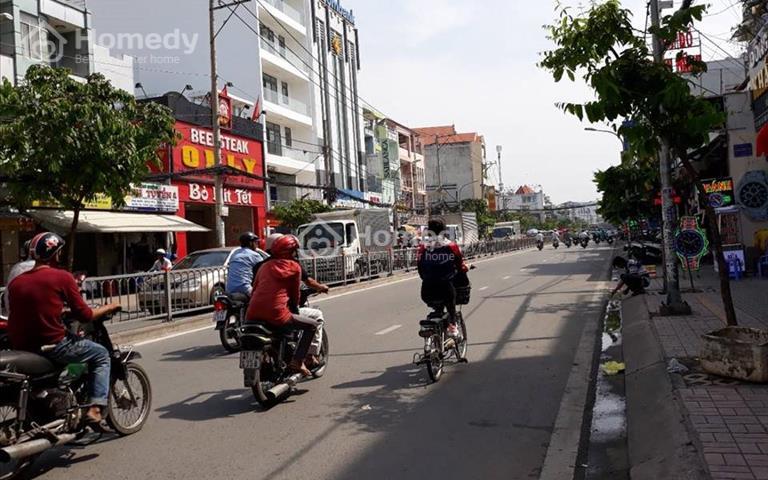 Cho thuê nhà mặt tiền kinh doanh đường Bà Hom, quận 6
