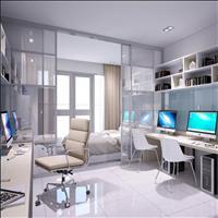 Căn hộ gác lửng cao cấp trung tâm quận 7 giá chỉ 1,6 tỷ, kết hợp ở và làm văn phòng
