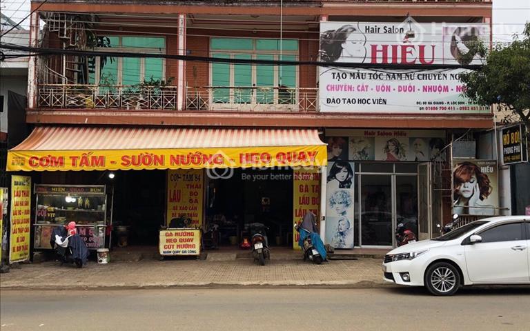 Hot - Chính chủ bán nhà liền kề số 80 - 82 - 84 Bảo Lộc - Lâm Đồng giá cực sốc, sổ đỏ sang tên ngay
