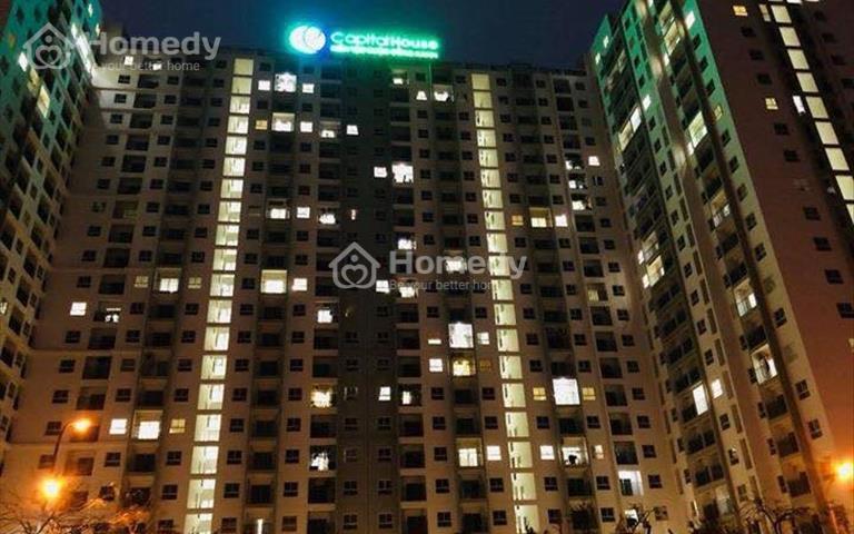 Cần cho thuê căn hộ chung cư 3 phòng ngủ full đồ, Ecohome Phúc Lợi, Long Biên, 78m2, 8 triệu/tháng