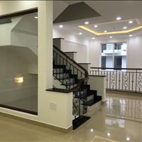 Nhà 4 lầu siêu đẹp tại Chu Văn An, giá chỉ 6,7 tỷ sổ hồng riêng, hẻm 261 đối diện Học viện Cán bộ