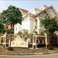 Bán biệt thự lô góc như lâu đài, 4 tầng x 288m2 khu đô thị mới Tây Nam Linh Đàm giá 34 tỷ