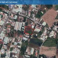 Bán 2000m2 đất ở gần chợ Hưng Long, đường lộ giới 6m