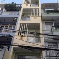 Bán gấp nhà mới xây hẻm 4m quận 10 Thành Thái