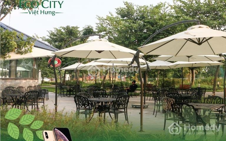 Chung cư Eco City Việt Hưng 2 phòng ngủ - Nơi an cư lý tưởng