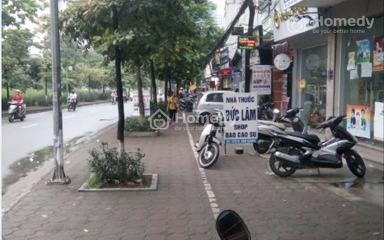 Cho thuê nhà mặt phố Kim Giang 85m2, 4 tầng, giá 32 triệu/tháng