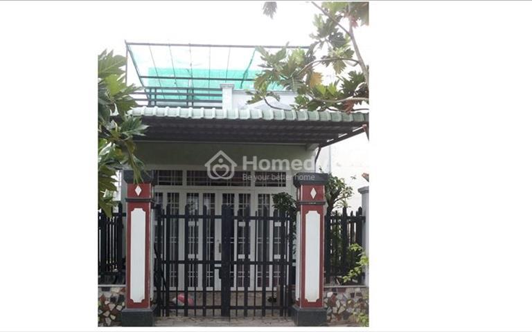 Cho thuê nhà nguyên căn, khu dân cư An Khánh (1 trệt 1 lầu)