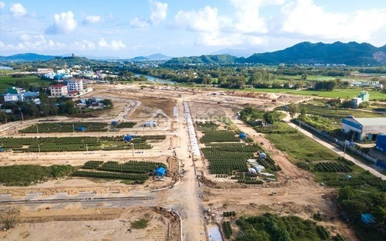 Đất nền dự án của khu đô thị FPT đang mở bán giai đoạn 2