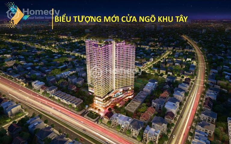 Căn hộ chuẩn may đo, siêu cao cấp mặt tiền đại lộ Hồng Bàng