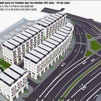 Shophouse Hạ Long – cam kết lợi nhuận 18 tháng – chiết khấu 1.5 tỷ