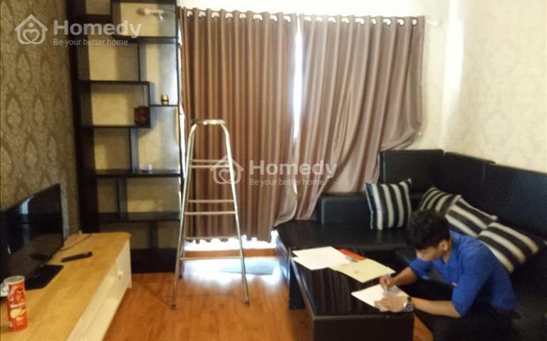 Cho thuê chung cư Conic Đông Nam Á, 75m2, 2 phòng ngủ, full nội thất, phòng mới, giá rẻ