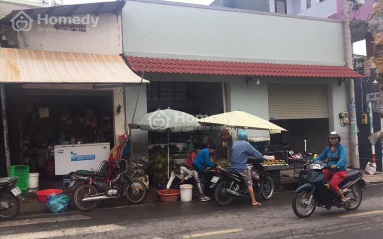 2 ki ốt mặt tiền Bà Điểm, 8x15m, kinh doanh buôn bán gần chợ đầu mối Hóc Môn, chợ Bà Điểm