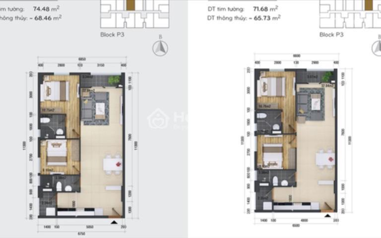 Cho thuê căn hộ dự án Cityland Park Hills giá tốt nhất thị trường