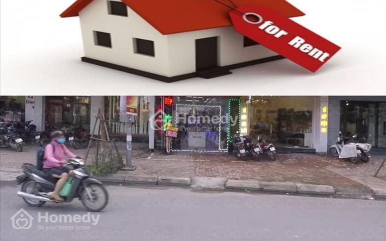 Cho thuê cửa hàng phố Xã Đàn, phù hợp kinh doanh cửa hàng, Spa, Nail, tóc, thẩm mỹ viện, Studio