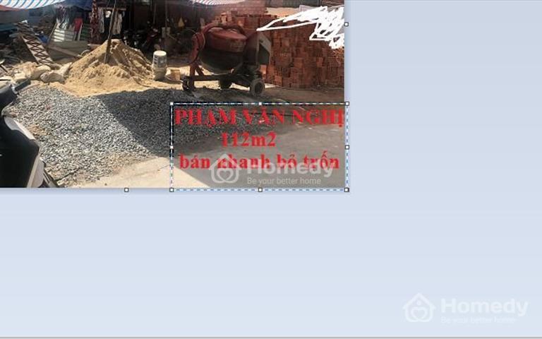 Bán phá giá gom tiền bỏ trốn đất sau bệnh viện Hoàn Mỹ, Đà Nẵng