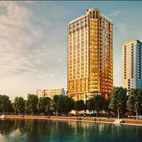 Căn hộ khách sạn Hanoi Golden Lake, B7 Giảng Võ, Wyndham quản lý vận hành, cam kết lợi nhuận 10.85%