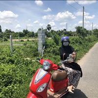 Đất thổ vườn 552m2 mặt tiền đường xã Trung Lập Hạ, huyện Củ Chi