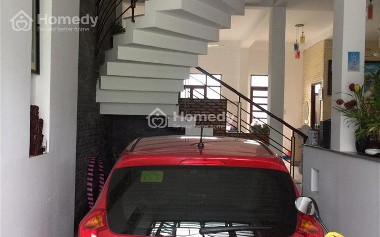 Cho thuê nhà phố khu dân cư Conic, 126m2, 4 phòng ngủ, nhà sạch đẹp, giá 15 triệu/tháng