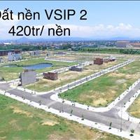 Đất nền giá rẻ mặt tiền ĐT 742 ngay khu công nghiệp Vsip 2 mở rộng - chỉ 420tr/nền tặng 1 cây vàng