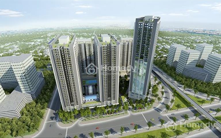 Mở bán sàn ki ốt thương mại tầng 1, 2, 3, 4 dự án Thăng Long Capital