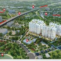 Tìm chủ nhân mới cho căn hộ 61,31m2 ( 2 phòng ngủ, 2 toilet) chung cư Hà Nội Homeland - Long Biên