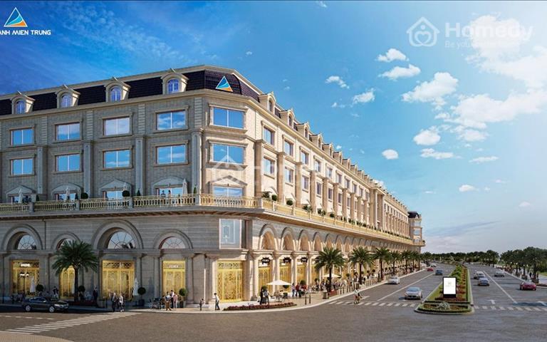 Chỉ 4,5 tỷ sở hữu nhà 5 tầng mặt tiền đường Hùng Vương, chiết khấu 10%