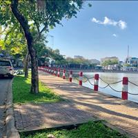 Nền mặt tiền bờ hồ Xáng Thổi (bờ Hồ Tròn) 4,7 x 14m - giá 6,8 tỷ