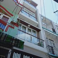 Nhà chính chủ 3.5 tấm đường Bà Hom, phường 13, Quận 6 giá 3.3 tỷ, sổ hồng riêng