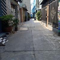 Bán gấp nhà 2 lầu đúc kiên cố tại đường số 6, Bình Tân, giá 1,68 tỷ