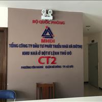 Cho thuê căn hộ 97m2 ở CT2 Bộ Tư Lệnh Quân khu Thủ Đô