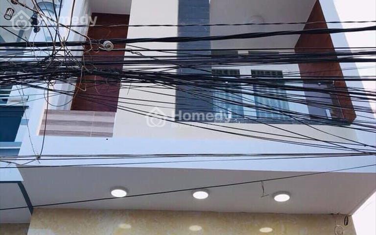 Nhà 1 trệt 1 lầu trục chính hẻm 311 Nguyễn Văn Cừ - sổ hồng - giá 2 tỷ 280 triệu